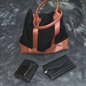 Handbags - purse and wallets